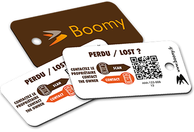 mini-cartes Boomy